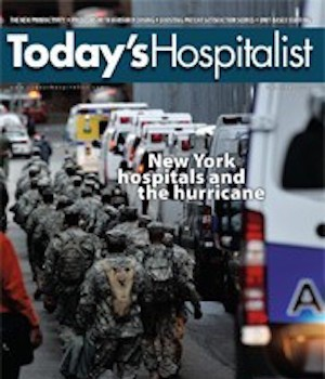 New York hospitals and the hurricane   Today's Hospitalist