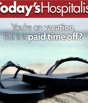 Do you get paid time off?   Today's Hospitalist