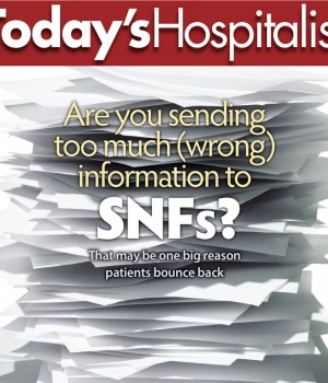 Are you sending too much wrong information fo SNFs?