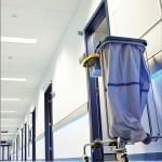 infection control hospital floors