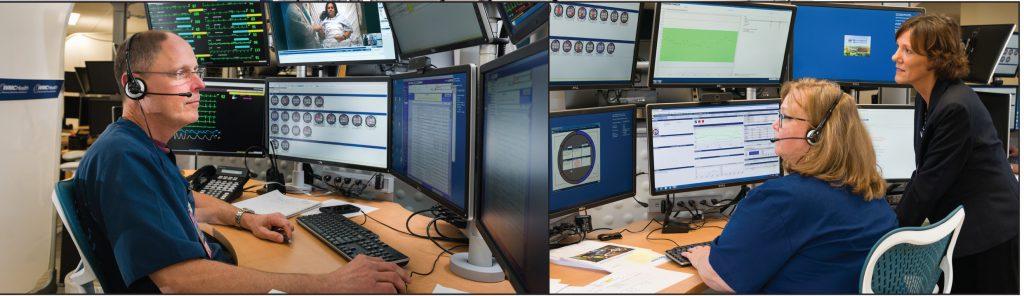command center telehealth