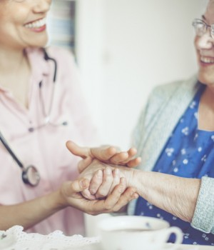 shifting from inpatient hospitalization to ambulatory care Finding new bearings: a qualitative study on the transition from inpatient to ambulatory care of patients with acute myeloid leukemia.