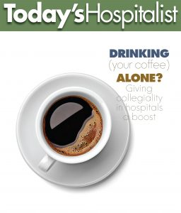 Drinking (your coffee) alone?