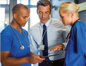 Physician advisors: Young doctors should apply
