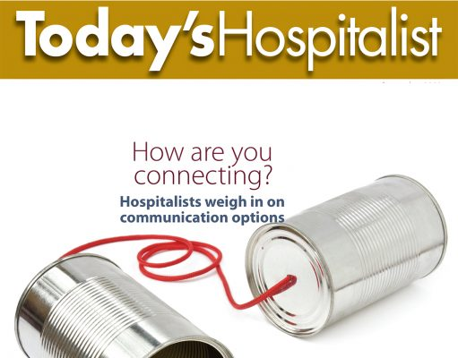hospitalists weigh in on communication options