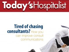 Chasing consultants in hospital medicine