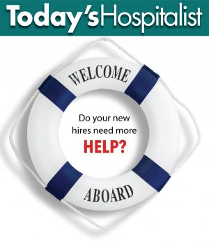 how to onboard hospitalists
