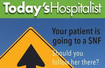 patient discharged to skilled nursing facility (SNF)