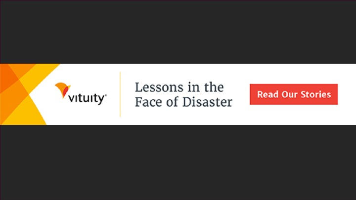 lessons in face of disaster