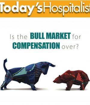 Bull market for hospitalist compensation