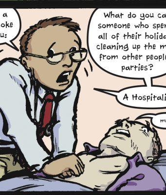 What do you call a hospitalist