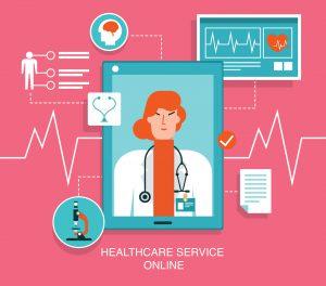 medical exam via telehealth