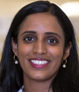 Lekshmi Santhosh, MD, MA