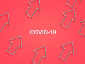number of Covid-19 cases on the rise.
