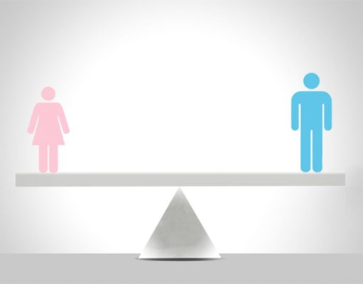 gender gap balance