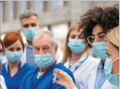 health care workers pandemic