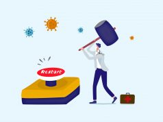 restart business after coronavirus