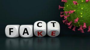 The facts and fake news around the coronavirus distinguish