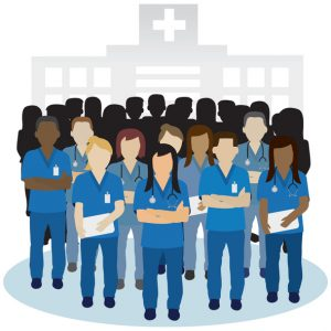 nurse strike