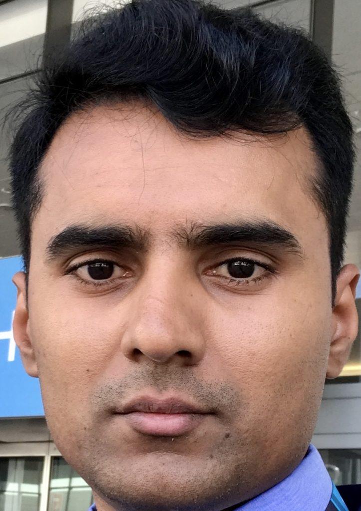 Kranthi Sitammagari, MD