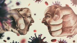 health-worker-covid-confrontation