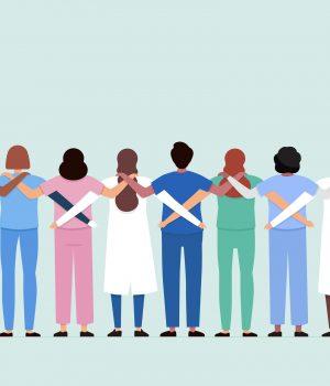 medical-team-working-together