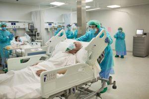 full-covid-hospital-ward